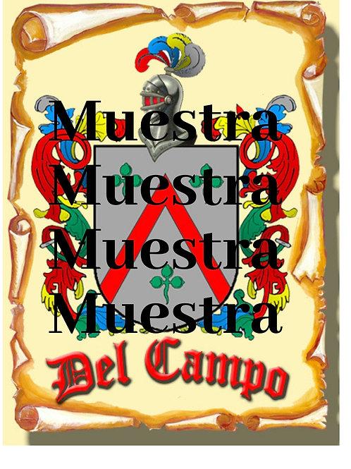 Campo Del