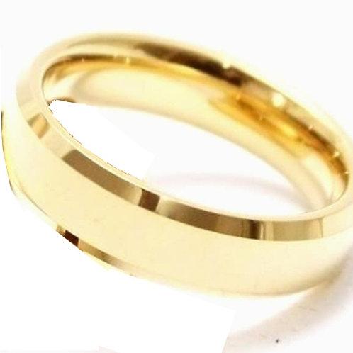 Alianza  en oro amarillo de 18 Kl.  2 gr.
