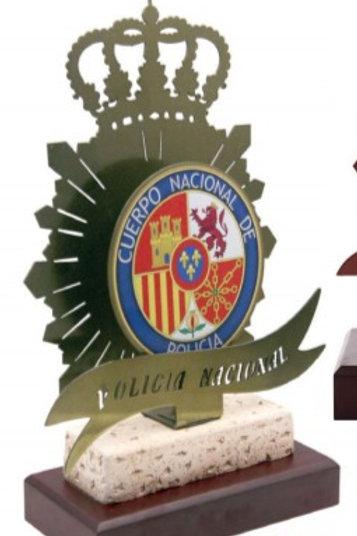trofeo Policía Nacional  ( grande)