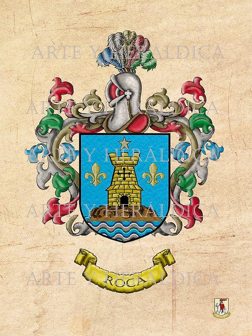 Roca escudo vintage PDF