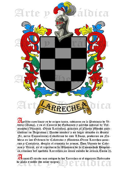 Larrechea PDF