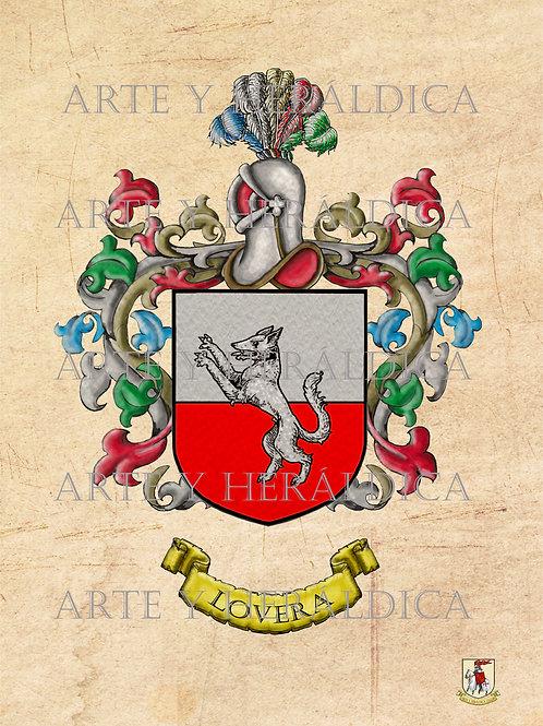Lovera escudo vintage en PDF