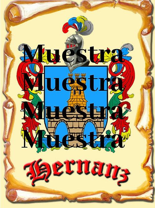 hernanz-escudo-del-apellido-para-descargar