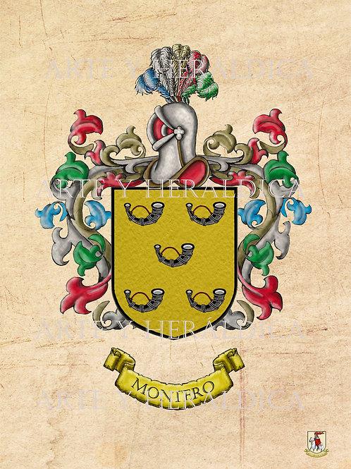 Montero escudo vintage PDF