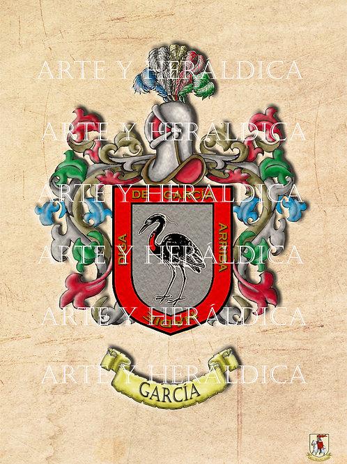 García escudo vintage PDF