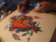 pintura especial