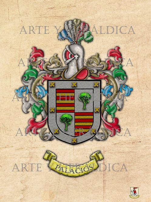 Palacios escudo vintage PDF