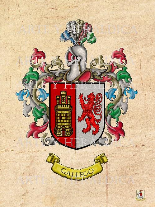 Gallego escudo vintage PDF