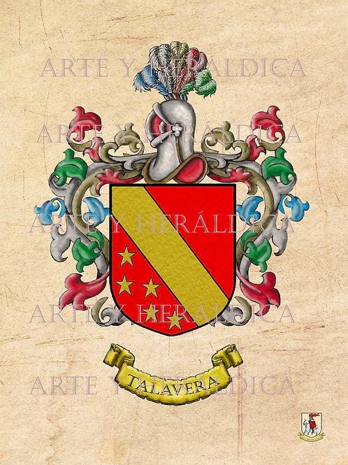 Talavera escudo vintage PDF