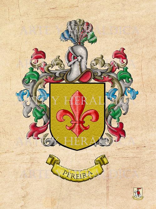 Pereira escudo Vintage en PDF