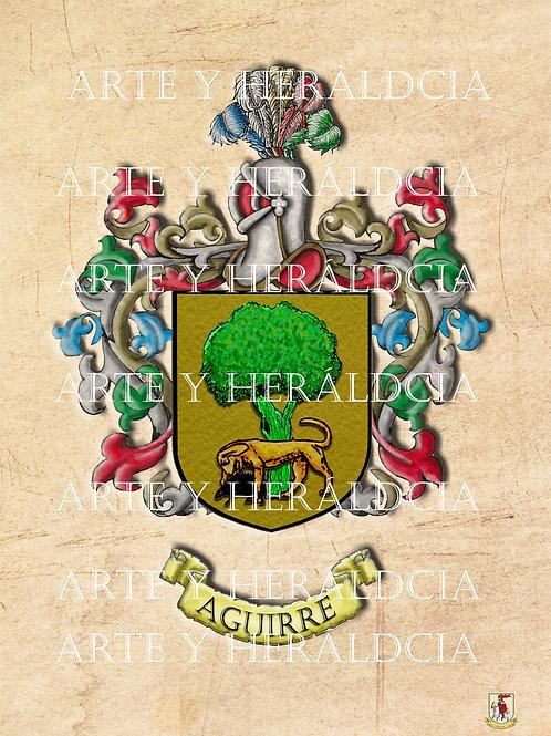 Aguirre escudo vintage PDF