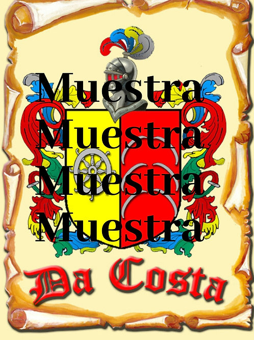 Da Costa