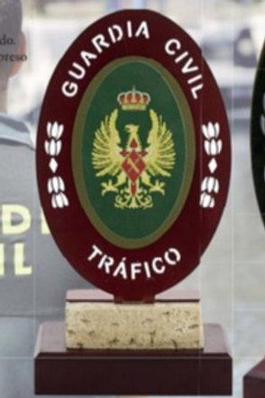 Trofeo Guardia Civil Tráfico (tamaño pequeño)