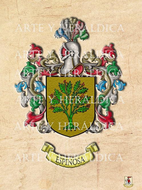 Espinosa escudo vintage PDF