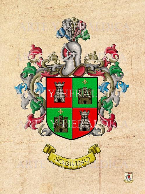 Sobrino escudo vintage PDF