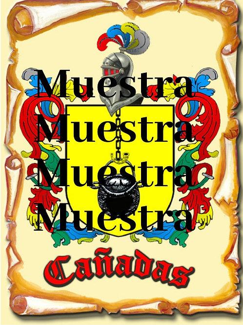 Cañadas