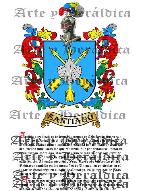 santiago-escudo-del-apellido-para-descargar