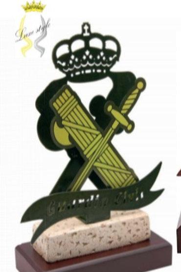 Trofeo guardia civil (tamaño grande)