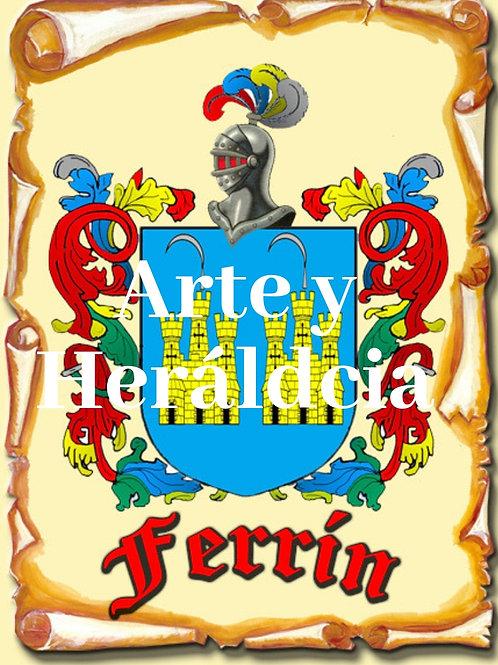 Ferrín