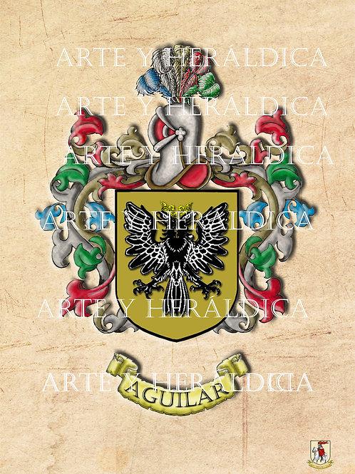 Aguilar escudo vintage PDF