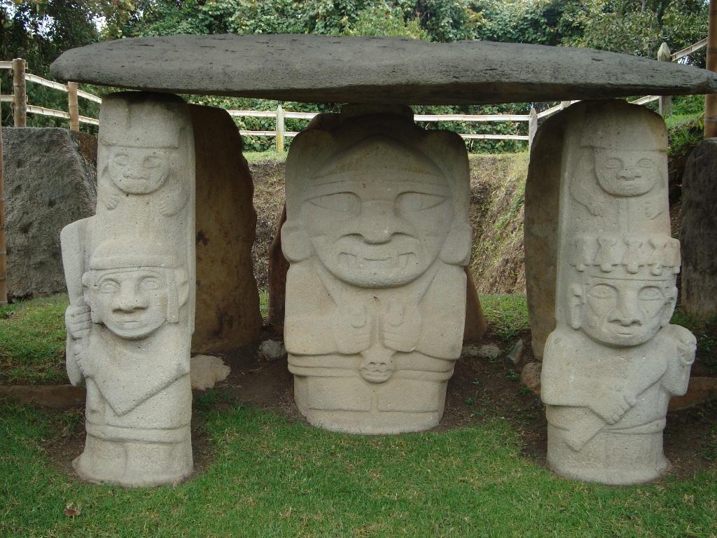 Parque San Agustin Patrimonio historico