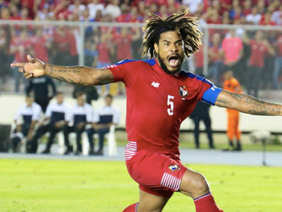 Panama qualifies for the 2018 FIFA World Cup