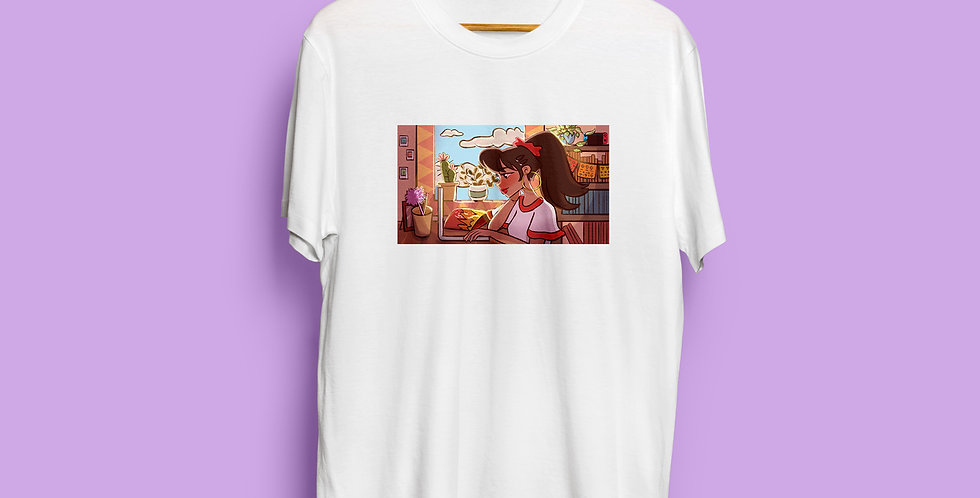 Lofi ChicaT-Shirt