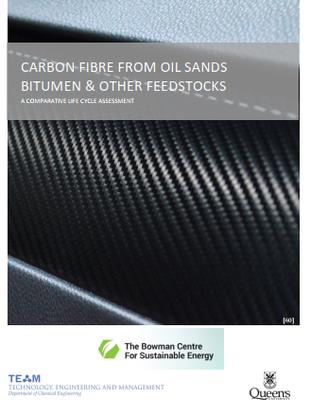 Carbon Fibre from Oil Sands Bitume