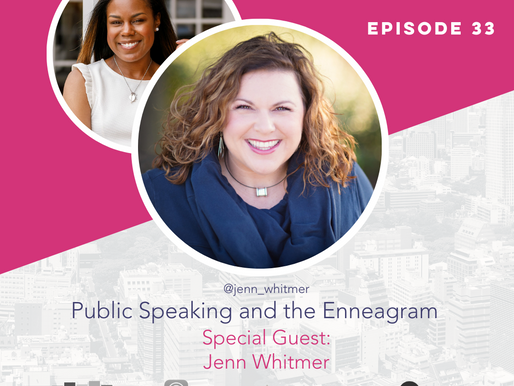 The Confident Speaker Podcast #33: Public Speaking and the Enneagram
