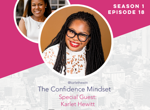 The Confident Speaker Podcast #18: The Confidence Mindset