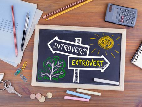Intoverts vs Extraverts