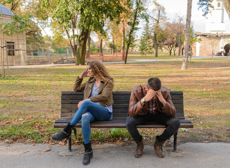 5 Red Flags Your Relationship Is Unhealthy
