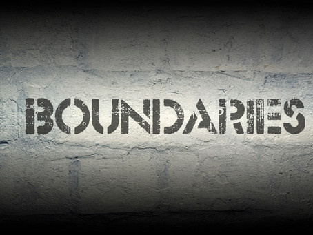 It Is Your Responsibility To Communicate Boundaries