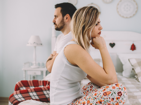 Is Your Spouse Sabotaging Your Goals?