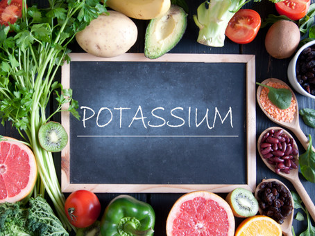 Are You Getting Sufficient Potassium?
