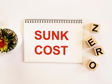 Sunk Cost Fallacy