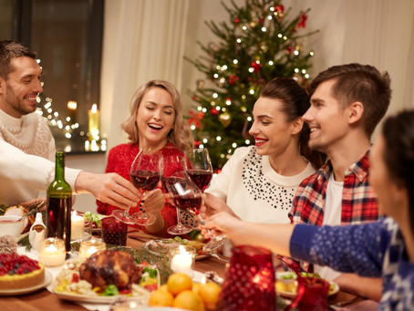 How To Minimize Fat Gain Over The Holidays