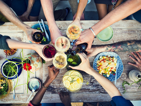 How Do You Get Your Friends To Eat Healthier?