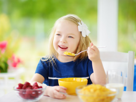 Kiddos & Whole Food Diets