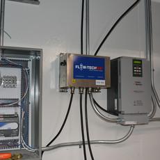 Fluid Cooler, Chemical Company Headquarters, Utah