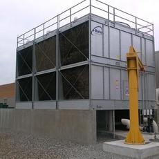 Cooling Tower, Laboratory, Washington