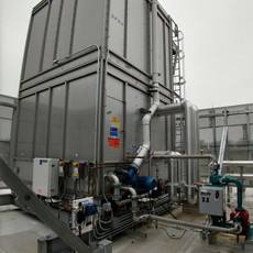 Fluid Cooler, Laboratory, Vermont