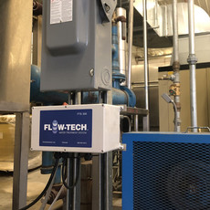 Pik Instantaneous Hot Water Heater, Food Process Facility, Wisconsin