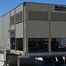 Evaporative Cooler, Government Office, Utah