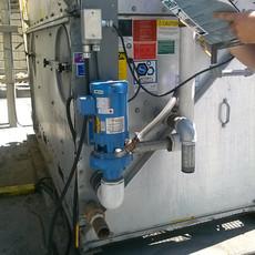 Evaporative Condensor, Cement Plant, Utah