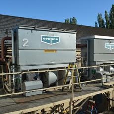 Fluid Coolers, Winery, Washington