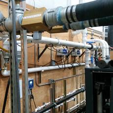 Fluid Cooler, Plastics Processing, Washington