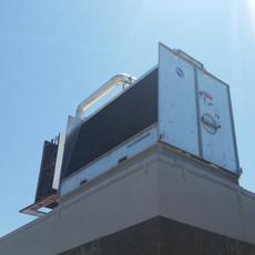 Cooling Tower, Dynamometer, Utah