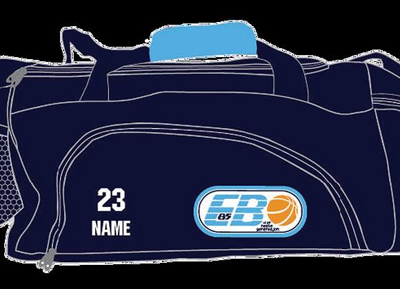 EB-85's offisielle bag med navn & nummer
