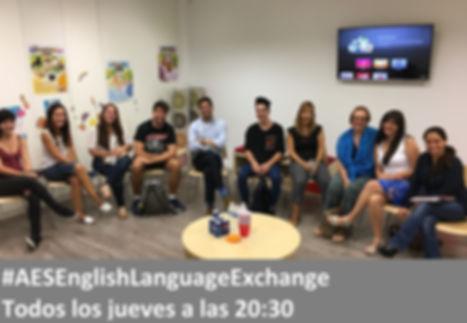 English Language Exchange | San Sebastián de los Reyes | Adagio Education